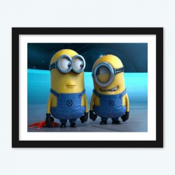 Despicable Me Minions diamond painting kits 96