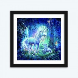 Unicorn Enchanted Forest
