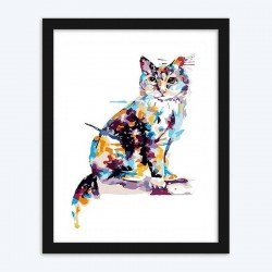 Amazing Cat diamond paintings Kit