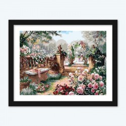 Amazing Garden diamond paintings Kit