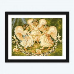 Angel Girls diamond paintings Kit