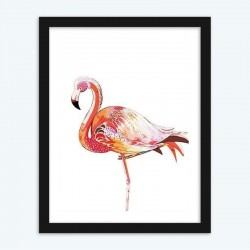 Artistic Flamingo diamond paintings Kit