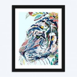 Artistic Tiger diamond paintings Kit