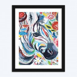 Artistic Zebra diamond paintings Kit