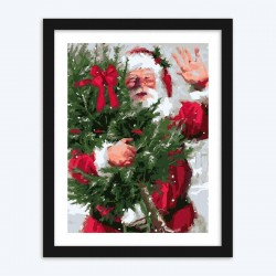 Santa Claus diamond paintings Kit