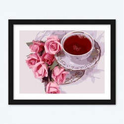 Mix painting kits Collection of Flowers women & Animals