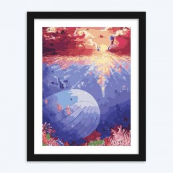 Whale  diamond paintings Collection