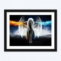 Fire And Ice Angel