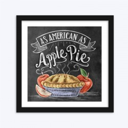 As American As Apple Pie