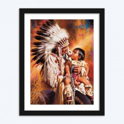Native Indian Chief