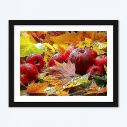 Fruits & Leaves  Art Kit