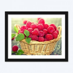 Basket of Berries  Art Kit