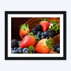 Berries DIY  Art Kit