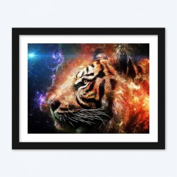 Amazing Tiger  Art Kit