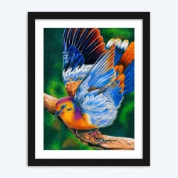 Amazing Dove Diamond Painting Kit