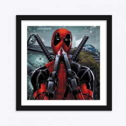 Dead pool  Art Kit