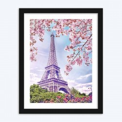 Beautiful Eiffel Tower Diamond Painting Kit