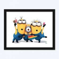 Despicable Me Minions Art