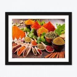 Spices for Cooking Foods