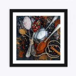 Home Spices Art Kit