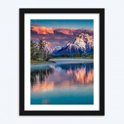 Charming Landscape  Art Kit