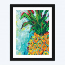 Amazing Pineapple Art Diamond Painting Kit