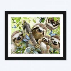 Sweet Family of Sloth