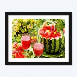 Watermelon Art   Kit
