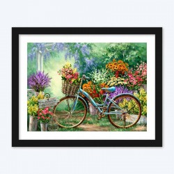 Beautiful Bicycle Flowers Shop