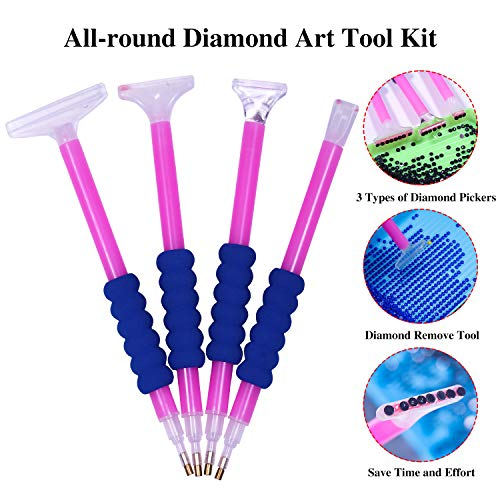 -Tools Kits [USA Shipping] 77 Pieces  Diamonds Diamond Painting Tools and Accessories Kits [To USA only]-